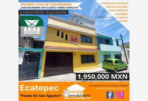 Foto de casa en venta en sur 84 128, nuevo paseo de san agustín 2a secc, ecatepec de morelos, méxico, 0 No. 01