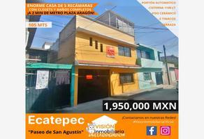 Foto de casa en venta en sur 84 128, nuevo paseo de san agustín, ecatepec de morelos, méxico, 0 No. 01