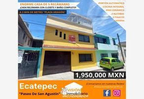 Foto de casa en venta en sur 84 9, nuevo paseo de san agustín 2a secc, ecatepec de morelos, méxico, 0 No. 01