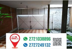 Foto de casa en venta en sur 9 , orizaba centro, orizaba, veracruz de ignacio de la llave, 0 No. 01