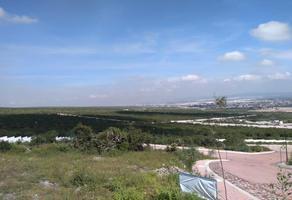 Foto de terreno habitacional en venta en tabachin 45, industrial la montaña, querétaro, querétaro, 8577696 No. 01