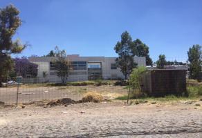 Foto de terreno comercial en venta en tabachines 1, jurica, querétaro, querétaro, 5463299 No. 01