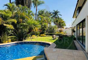 Foto de casa en venta en - -, tabachines, cuernavaca, morelos, 12715627 No. 01