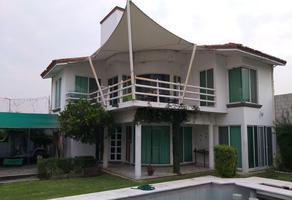 Foto de casa en venta en  , tabachines, yautepec, morelos, 15738011 No. 01