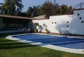 Foto de casa en venta en  , tabachines, yautepec, morelos, 5163484 No. 01