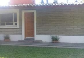 Foto de casa en venta en  , tabachines, yautepec, morelos, 6527887 No. 01
