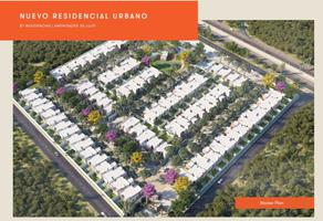 Foto de casa en condominio en venta en tablaje 20817 , cholul, mérida, yucatán, 16256943 No. 01