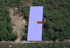 Foto de terreno habitacional en venta en tablaje 24349 , temozon norte, mérida, yucatán, 15110528 No. 01