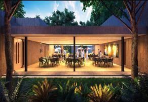 Foto de casa en condominio en venta en tablaje catastral 22086 , cholul, mérida, yucatán, 16256932 No. 01