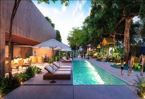 Foto de casa en condominio en venta en tablaje catastral 22086 , cholul, mérida, yucatán, 16417686 No. 01