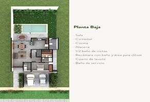 Foto de casa en condominio en venta en tablaje catastral , cholul, mérida, yucatán, 16256873 No. 01