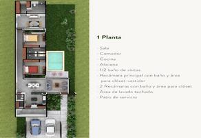 Foto de casa en condominio en venta en tablaje catastral , cholul, mérida, yucatán, 16289189 No. 01