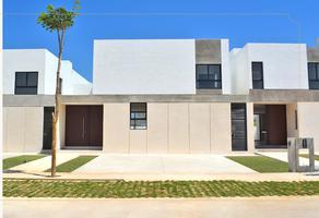 Foto de casa en condominio en venta en tablaje catastral , cholul, mérida, yucatán, 16289192 No. 01