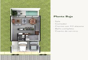 Foto de casa en condominio en venta en tablaje catrastal , cholul, mérida, yucatán, 16289185 No. 01