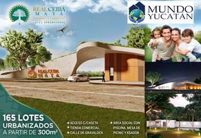 Foto de terreno habitacional en venta en tablaje , chicxulub, chicxulub pueblo, yucatán, 0 No. 01