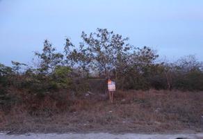 Foto de terreno comercial en venta en tablaje , dzitya, mérida, yucatán, 5712407 No. 01