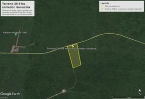 Foto de terreno comercial en venta en tablaje , ucu, ucú, yucatán, 8275259 No. 01