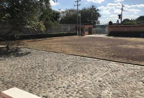 Foto de terreno habitacional en venta en tacámbaro 33, lázaro cárdenas, cuautla, morelos, 0 No. 01