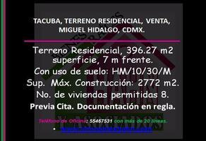 Foto de casa en venta en  , tacuba, miguel hidalgo, df / cdmx, 10962901 No. 01
