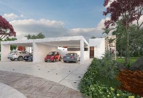Foto de casa en venta en  , tamanché, mérida, yucatán, 13911182 No. 01