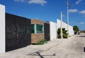 Foto de casa en venta en  , tamanché, mérida, yucatán, 14158084 No. 01