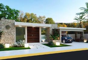 Foto de casa en venta en  , tamanché, mérida, yucatán, 14158092 No. 01