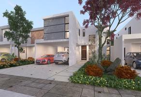 Foto de casa en venta en  , tamanché, mérida, yucatán, 14162109 No. 01