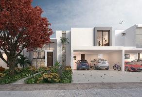 Foto de casa en venta en  , tamanché, mérida, yucatán, 14608950 No. 01