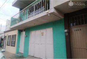 Foto de casa en venta en tamazula 100, hipódromo, durango, durango, 13697643 No. 01