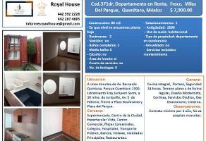 Foto de departamento en renta en tamésis 121, parque querétaro 2000, querétaro, querétaro, 11591699 No. 01