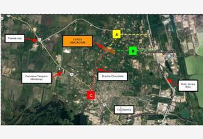 Foto de terreno industrial en venta en  , tampico altamira sector 2, altamira, tamaulipas, 18008428 No. 01