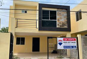 Foto de casa en venta en tampico , esfuerzo obrero, tampico, tamaulipas, 17396584 No. 01