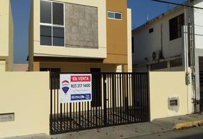 Foto de casa en venta en tampico , esfuerzo obrero, tampico, tamaulipas, 8987535 No. 01