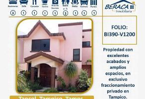 Foto de casa en venta en  , tancol, tampico, tamaulipas, 4893313 No. 01