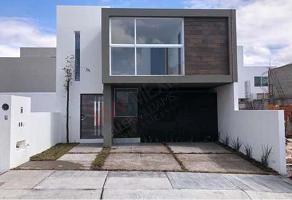 Foto de casa en venta en taray , residencial el parque, el marqués, querétaro, 0 No. 01