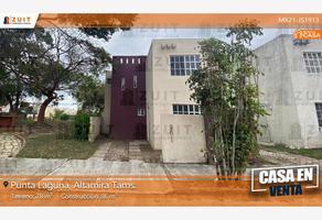 Foto de casa en venta en taruya 201, laguna florida, altamira, tamaulipas, 18703913 No. 01
