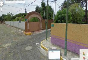 Foto de terreno habitacional en venta en tata nacho 4301, los pinos, zapopan, jalisco, 0 No. 01
