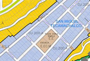Foto de edificio en venta en tecamachalco , san miguel tecamachalco, naucalpan de juárez, méxico, 0 No. 01
