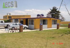 Foto de terreno habitacional en venta en tecaxic 0, tecaxic, toluca, méxico, 0 No. 01