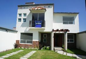 Foto de casa en venta en  , tecaxic, toluca, méxico, 9276866 No. 01