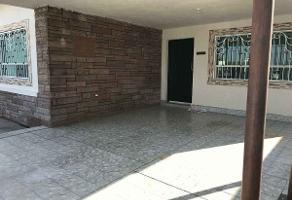 Foto de casa en renta en  , tecnológico, monterrey, nuevo león, 14002329 No. 01