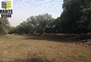 Foto de terreno habitacional en venta en tecuaco , arenal tepepan, tlalpan, df / cdmx, 14100552 No. 01