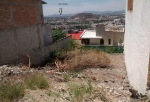 Foto de terreno habitacional en venta en  , tejeda, corregidora, querétaro, 0 No. 01