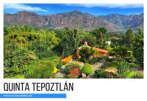 Foto de casa en venta en tejeria 115, san josé, tepoztlán, morelos, 0 No. 01