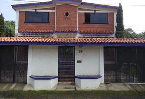 Foto de casa en venta en tejocotes , san miguel topilejo, tlalpan, df / cdmx, 11399409 No. 01