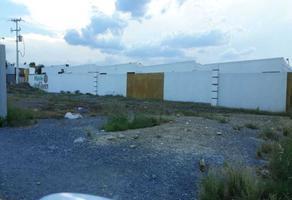 Foto de terreno habitacional en renta en teléfonos , misión de las flores, apodaca, nuevo león, 8460528 No. 01