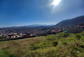 Foto de terreno habitacional en venta en temascaltepec sin número, san miguel apinahuizco, toluca, méxico, 18202188 No. 01