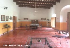 Foto de rancho en venta en  , temax, temax, yucatán, 6537612 No. 01