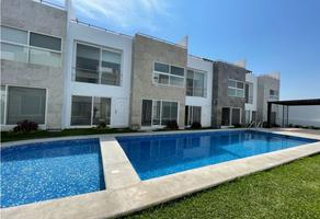 Foto de casa en condominio en venta en  , temixco centro, temixco, morelos, 20025682 No. 01