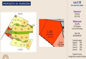 Foto de terreno habitacional en venta en  , temozon norte, mérida, yucatán, 14028129 No. 01